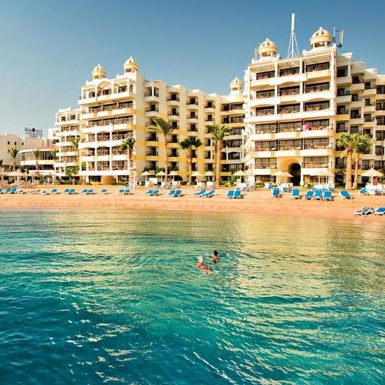 Goedkope vakantie Hurghada