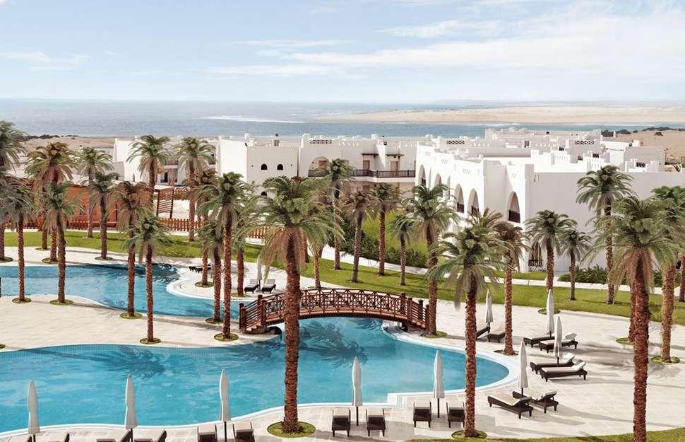 Hilton Marsa Alam Nubian Resort - Hilton Nubian Resort